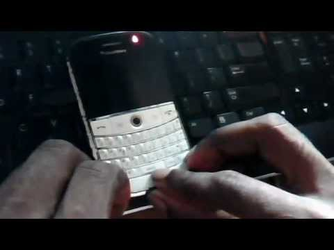Charging problem with blackberry bold 9000