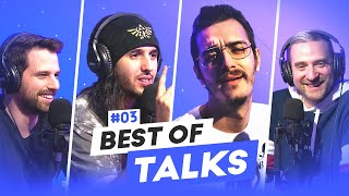 BEST OF : TALKS #03 (avec Davy Mourier)