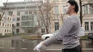 """""""Мимы в Сименс"""" / """" Siemens's Mime artists"""" ;-) пантомима, мастер-класс, занятия."""