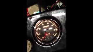 Tohatsu tachometer