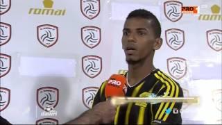 #دوري_بلس - تصريح أحمد عسيري بعد مباراة #الشباب و #الاتحاد في الجولة23 من #دوري_جميل