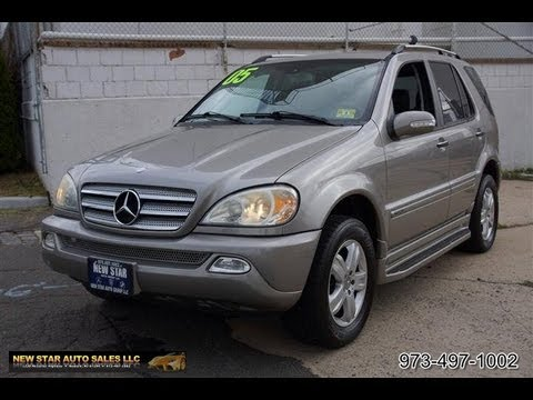 2005 mercedes benz ml350 4matic special edition youtube for 2005 mercedes benz ml350