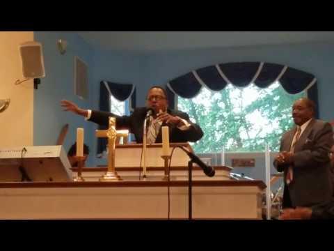 Pastor Timothy L Jordan (CMBC)