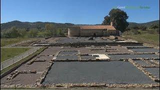 Ciudad romana de Turobriga y Ermita de San Mamés, Aroche. Huelva