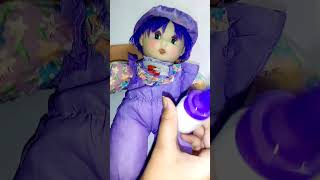My little baby doll || crying doll ||play with doll #shorts#ytshort#viralvideo#littledoll