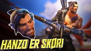 DRAGER OVER ALT!! - Overwatch