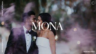 MONA Hobart Wedding Video | Charms & Sudesh | Tasmania, Australia