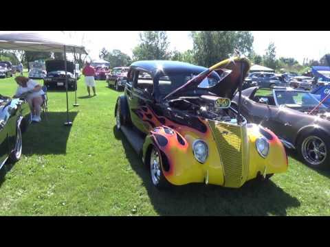 Ottawa Moose Lodge Car Show 2017 (HD)