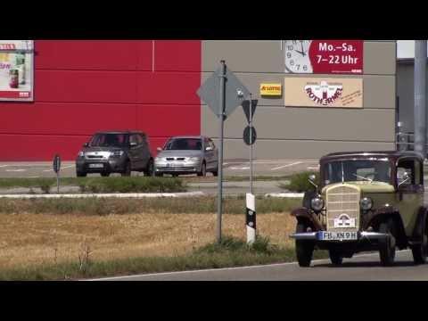 Benz Memorial Route 2013 ,10