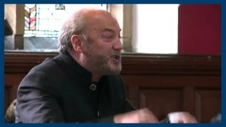 Iran | George Galloway | Oxford Union