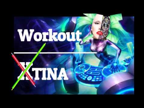 Best of Christina Aguilera 2018 - Electronic Workout Music / Songs