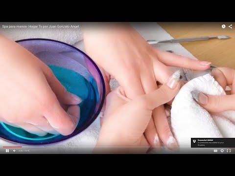 Como hacer un Manicure Profesional - Spa para Manos y Pies - Hogar Tv  por Juan Gonzalo Angel
