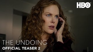 The limited series undoing, coming this fall, stars nicole kidman and hugh grant as grace jonathan fraser, who are living only lives they ever wa...