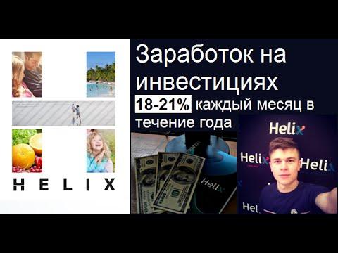 Helix Capital - Инвестиционная компания. Деятельность 2016