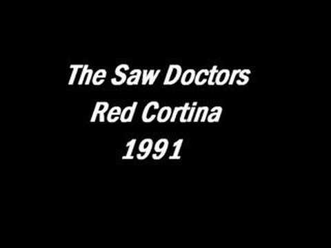 The Saw Doctors - Red Cortina