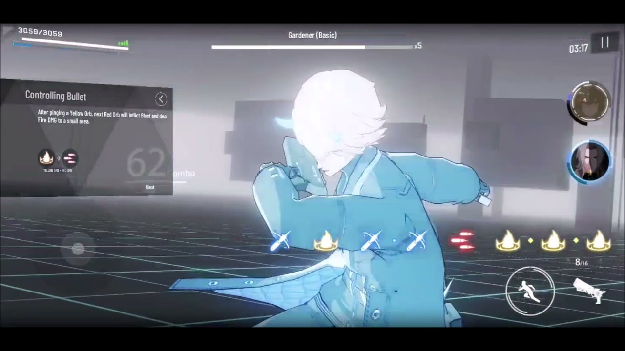 Download [Punishing: Gray Raven] Raven May Cry Combos