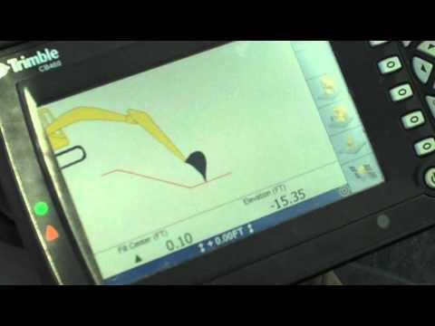 Trimble technology at San Francisco site