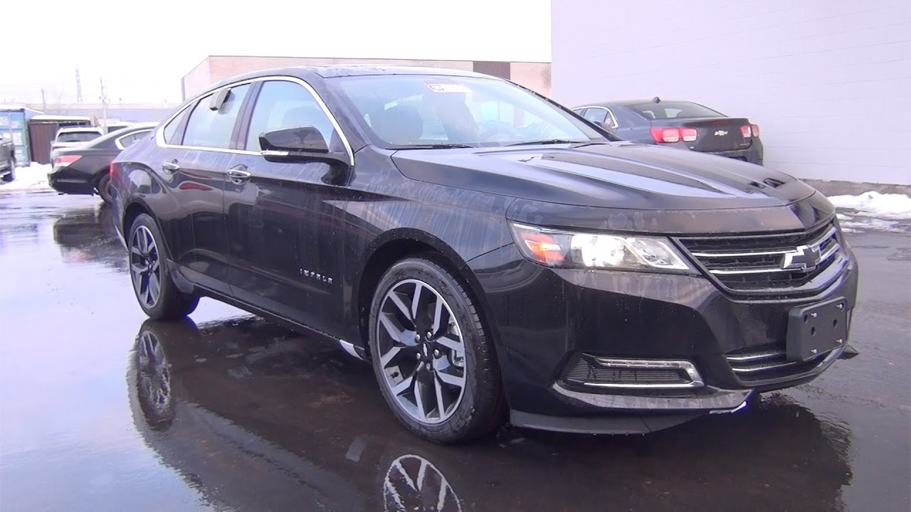 2017 chevrolet impala premier bennett gm new car dealer youtube. Black Bedroom Furniture Sets. Home Design Ideas