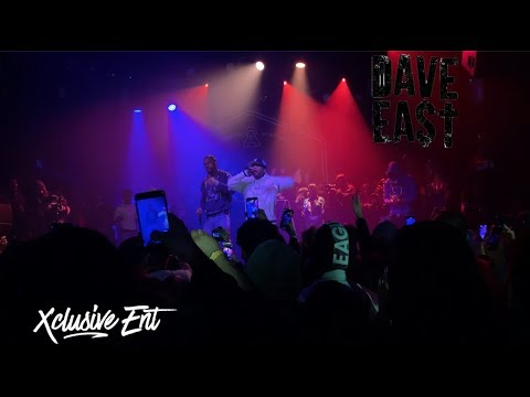 Hoodies For The Homeless Presents: Dave East & Styles P - Irving Plaza- October 17th 2018