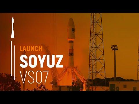 Arianespace Flight VS07 / Sentinel-1A