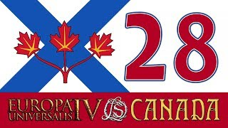 Europa Universalis 4: Rule Britannia - Gaelic Canada - 28