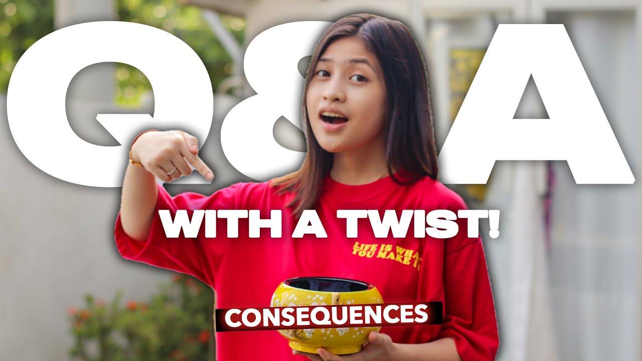 Q&A with a twist!! ( grabe yung mga tanong hahaha) |Chelseah Hilary