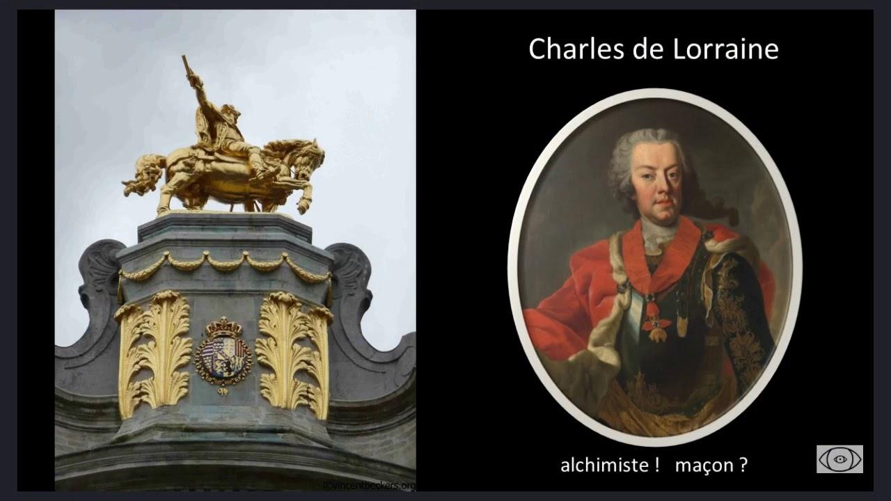 Grand-Place de Bruxelles : alchimique et maçonnique ?