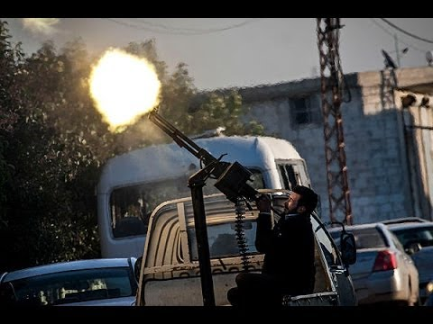 Syria Conflict Rages On FSA In Clashes With The Syrian Army
