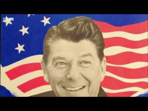 President Ronald Reagan and President Elect Donald Trump, so very alike