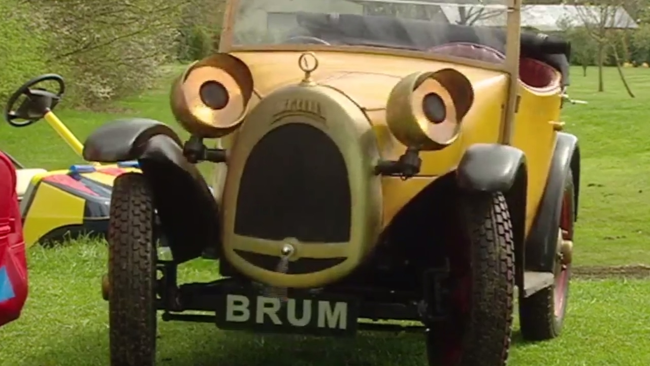 Brum Golf Buggy Kids Show Full Episode Youtube