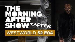 Westworld brings back Elsie and we dissect Bernard's secrets: Morning After After Show, Ep. 4