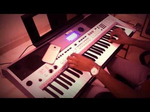 Phir Bhi Tumko Chahunga - (half-girlfriend) - Instrumental On Keyboard