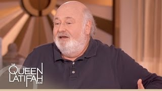 Rob Reiner Talks Wolf of Wall Street on The Queen Latifah Show