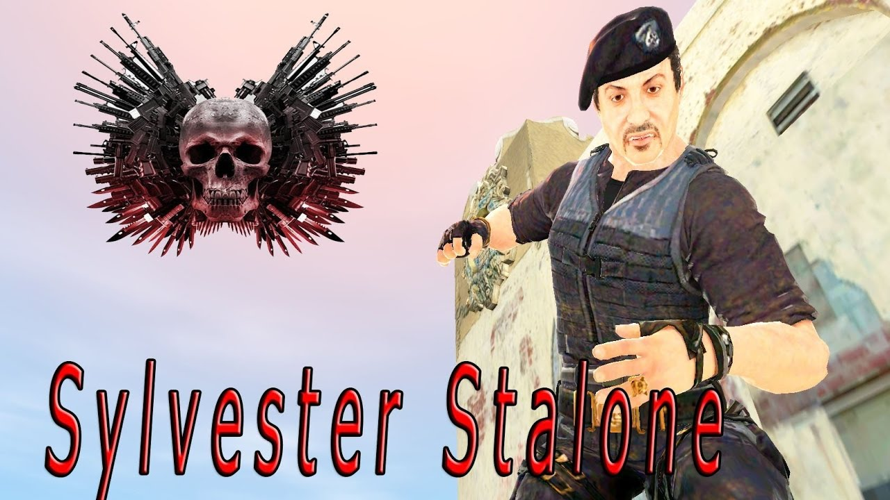 Download GRAND THEFT AUTO IV: SYLVESTER STALONE - THE EXPENDABLES 2