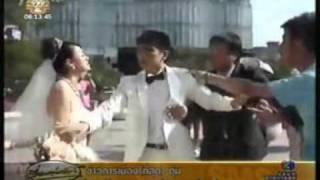 Repeat youtube video คู่ขาเกย์ชิงตัวเจ้าบ่าวกลางงานแต่ง