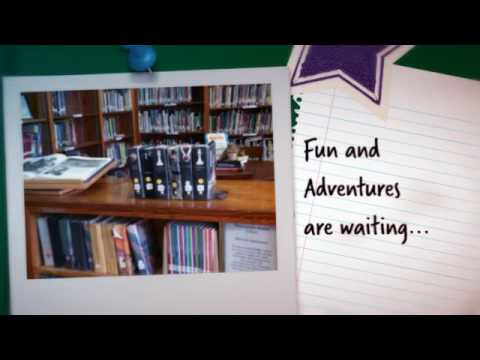 Monroeville Middle School Library Introduction!