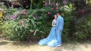 Свадьба в Китае на остров Хайнань , Санья