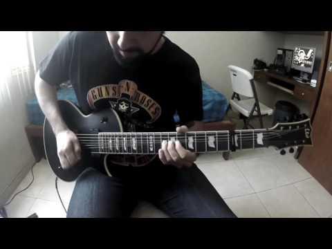 Halo 2 Theme Mjolnir mix Guitar  2016