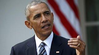 Obama se compromete a una 'transición suave' con su sucesor