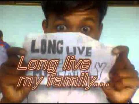 video klip surono endak soekamti-long live my family lirik versi jawa!!!