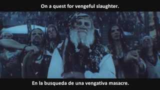 Alestorm - Death Throes of the Terrorsquid [Lyrics y Subtitulado al Español]