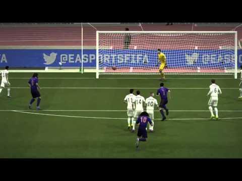 FIFA 2015 Zorro Best Goals