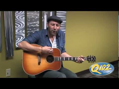 Mat Kearney - Nothing Left to Lose (Acoustic) - Live at Q102