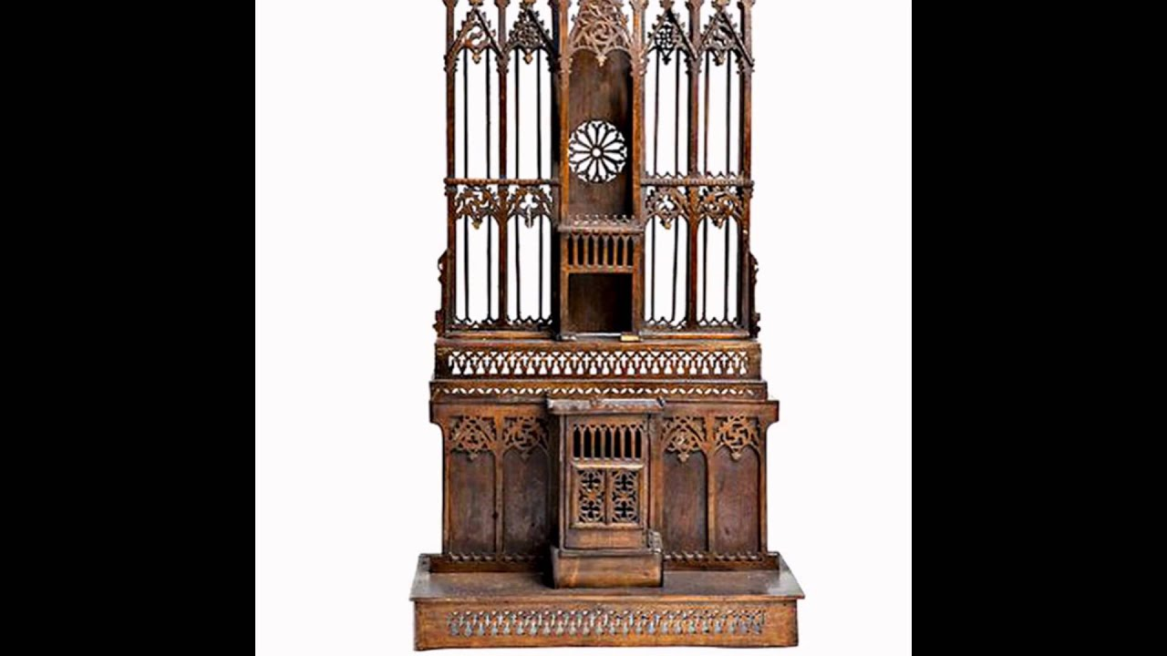 Gothic Furniture | Gothic Bedroom Furniture | Gothic Style ...