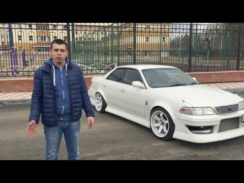 Toyota mark 2 Tourer V тест драйв