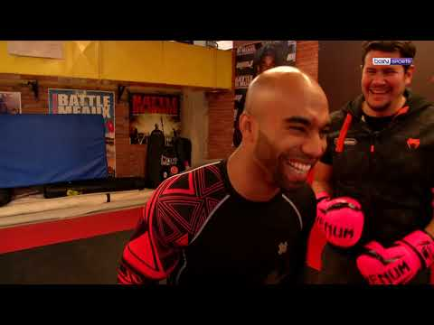 Moussa Maaskri VS Karim Ghajji dans l'émission Happy Sports sur beiN Sports