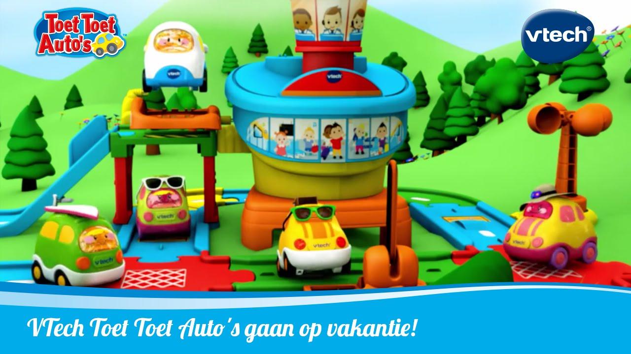 Garage Toet Toet : Toet toet auto s op vakantie vtech speelgoed youtube