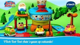 Toet Toet Auto's - Op vakantie! | VTech Speelgoed