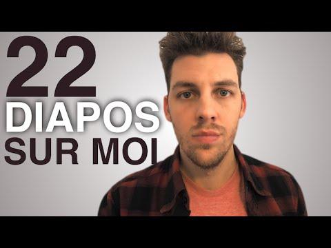 22 DIAPOS SUR MOI - PIERRE CROCE