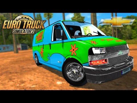 Van Do Scooby-Doo - Euro Truck 2